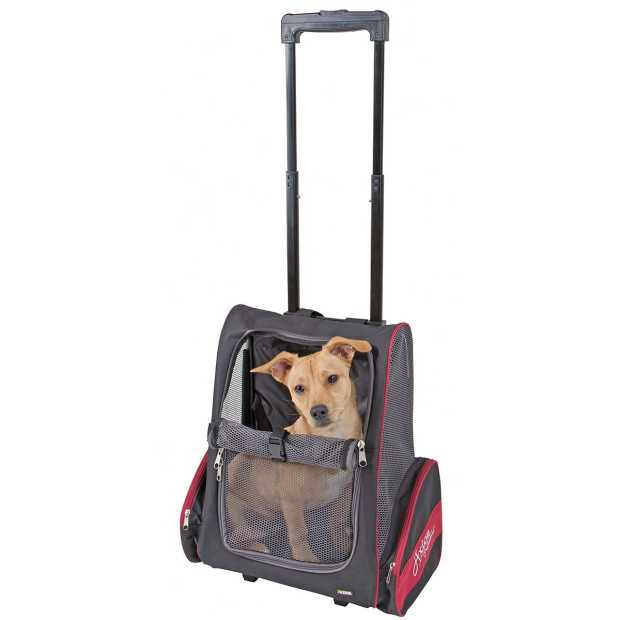 Dog Trolley backpack 2in1