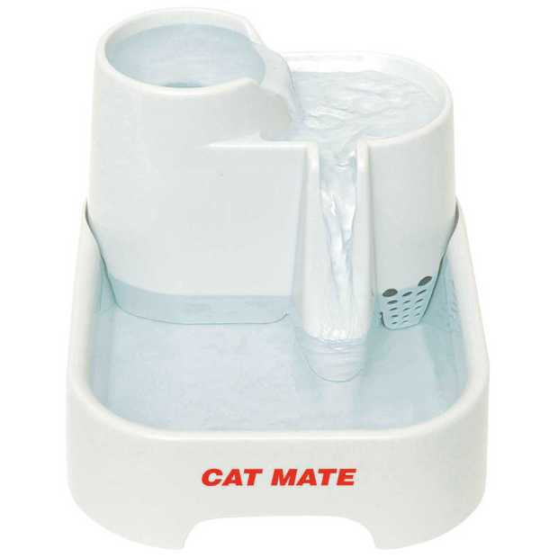 Cat Mate Haustierquelle PET FOUNTAIN Trinkbrunnen 2 Liter
