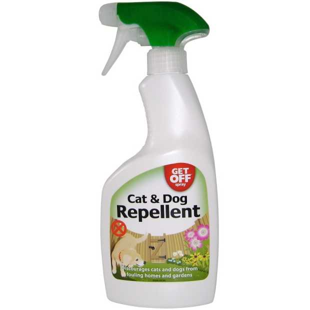 Abwehrspray GET OFF SPRAY 500 ml