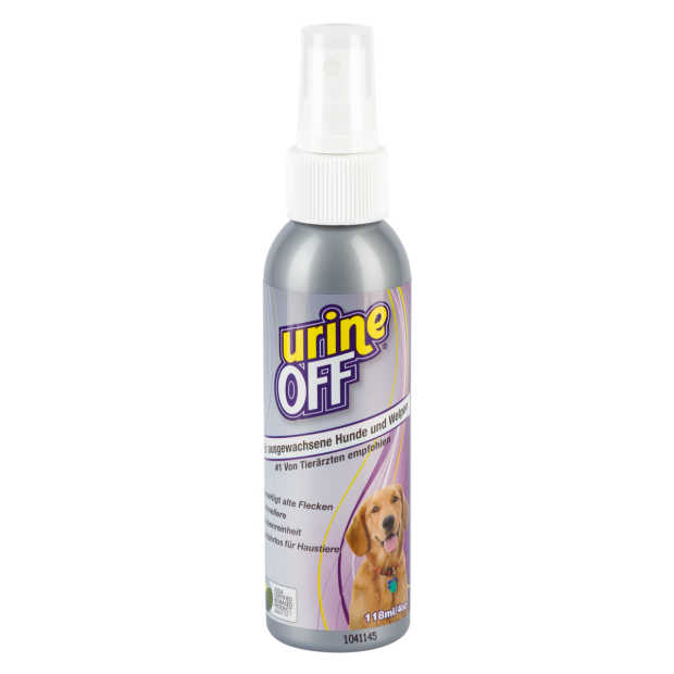Urine Off Spray Hunde 118 ml