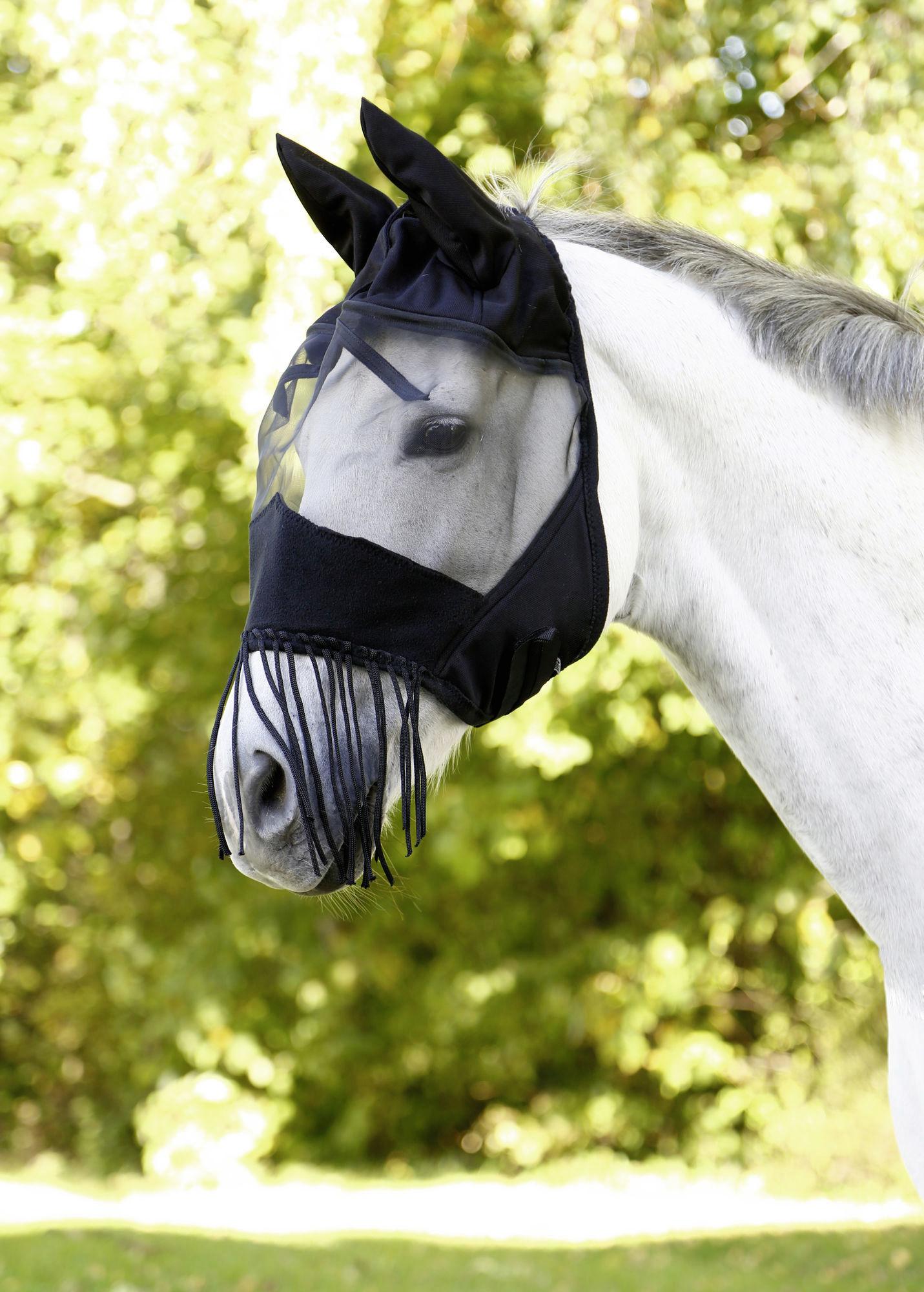 Fliegenmaske Pferd